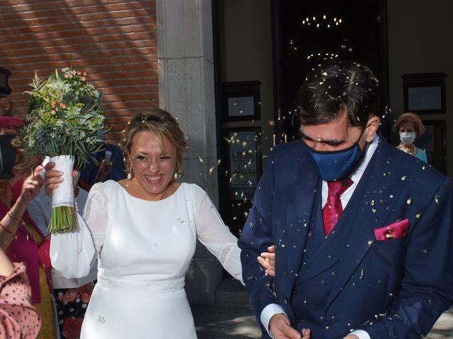 La boda de Álvaro y Soraya en Madrid, Madrid 5