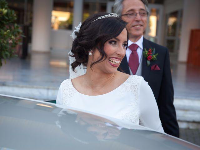 La boda de Marta y Jose en Sevilla, Sevilla 14
