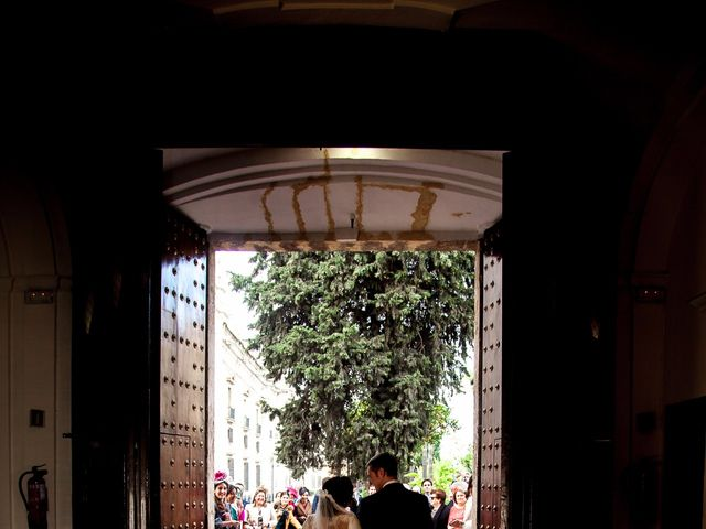La boda de Marta y Jose en Sevilla, Sevilla 19