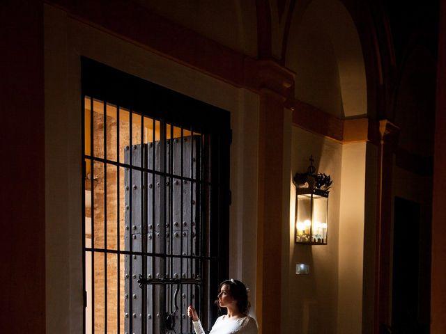 La boda de Marta y Jose en Sevilla, Sevilla 21