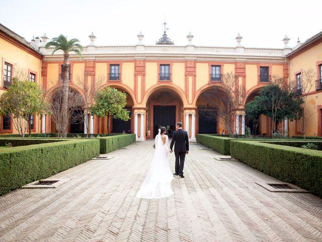 La boda de Marta y Jose en Sevilla, Sevilla 22