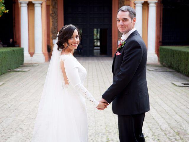 La boda de Marta y Jose en Sevilla, Sevilla 2