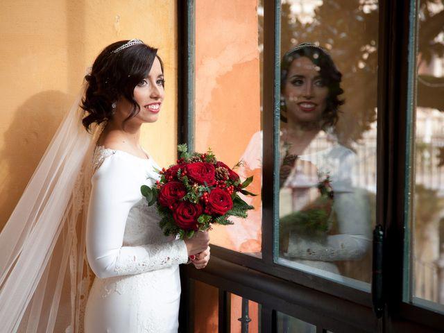 La boda de Marta y Jose en Sevilla, Sevilla 23