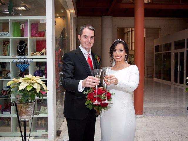 La boda de Marta y Jose en Sevilla, Sevilla 26