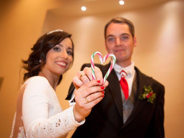 La boda de Marta y Jose en Sevilla, Sevilla 40