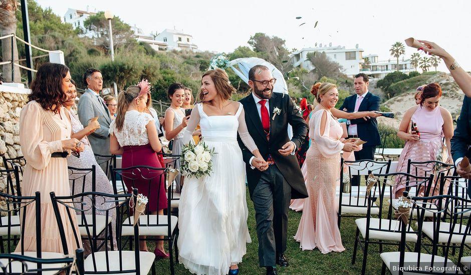 La boda de Manuel y Eva en Urbanització Son Parc, Islas Baleares