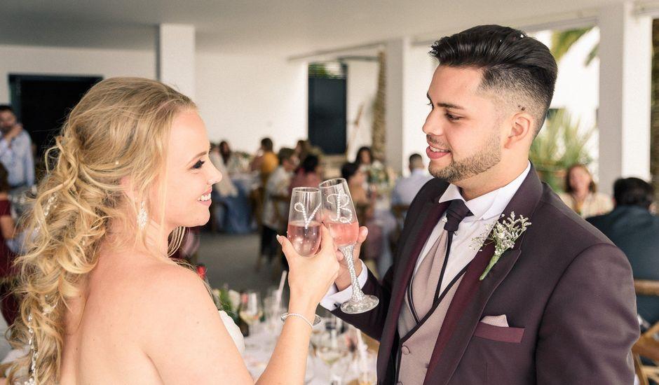 La boda de Brayan  y Vienna en La Victoria De Acentejo, Santa Cruz de Tenerife