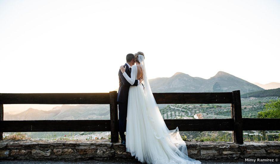 La boda de Jose y Inma en Otura, Granada