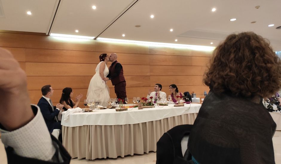 La boda de Jesús y Irma en Santa Coloma De Farners, Girona