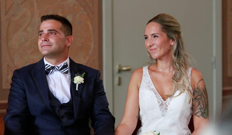La boda de David y Amanda en Caldes De Montbui, Barcelona