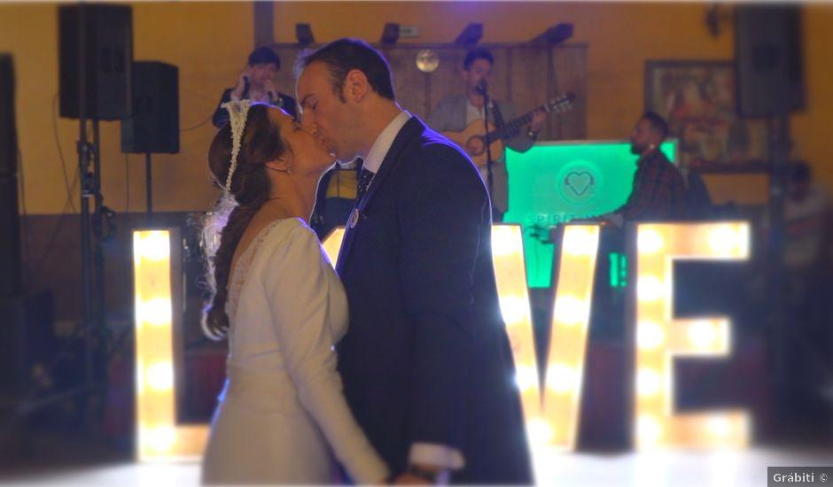 La boda de Juan Antonio y Ana Gemma en Guillena, Sevilla