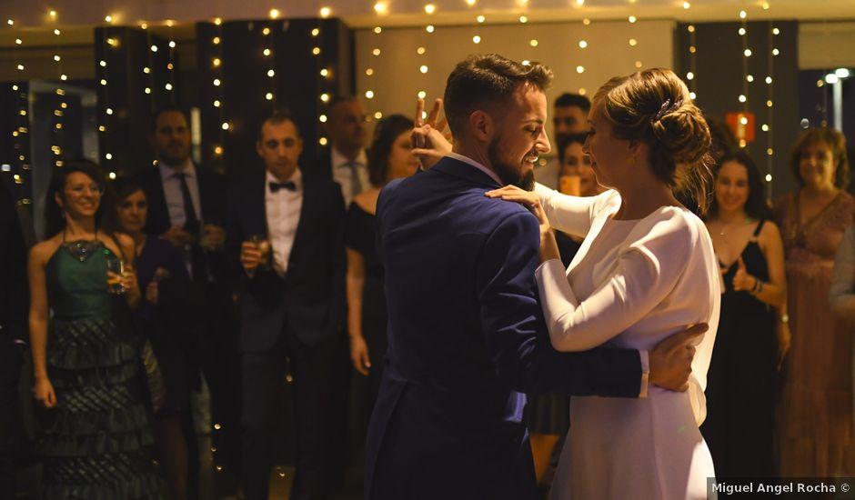 La boda de David y Lucia en Almansa, Albacete