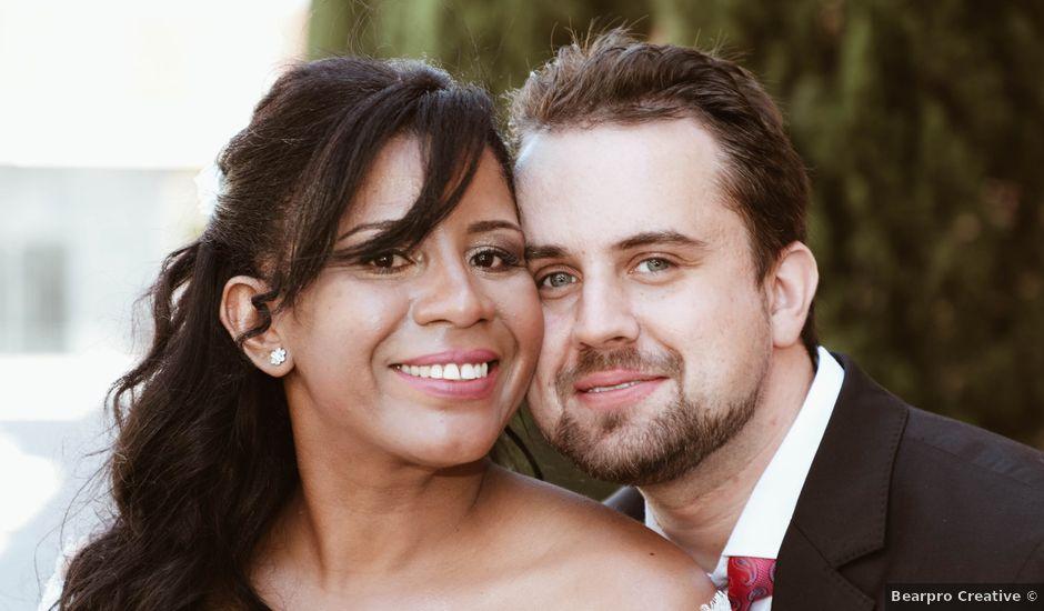 La boda de Thomas y Marianela en Rivas-vaciamadrid, Madrid