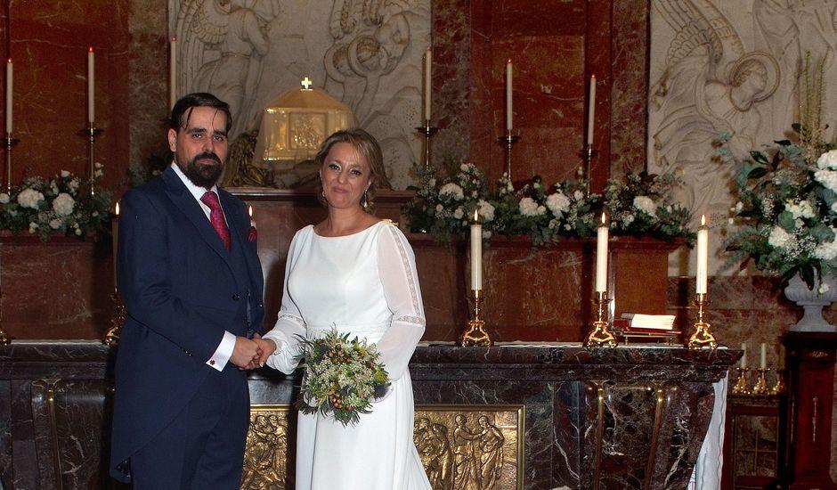 La boda de Álvaro y Soraya en Madrid, Madrid