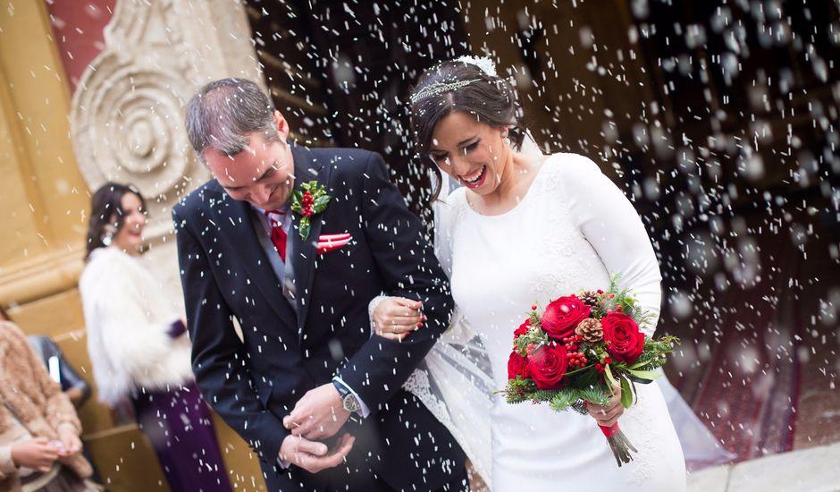 La boda de Marta y Jose en Sevilla, Sevilla