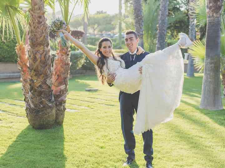 La boda de Lety y Pau