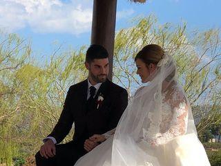 La boda de Regina y Raúl 1