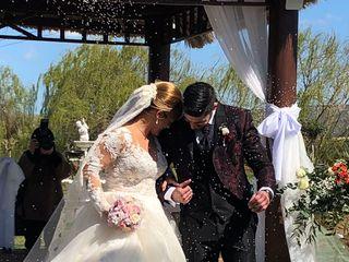 La boda de Regina y Raúl 2