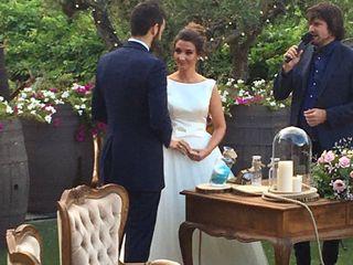 La boda de Sara  y Adrián