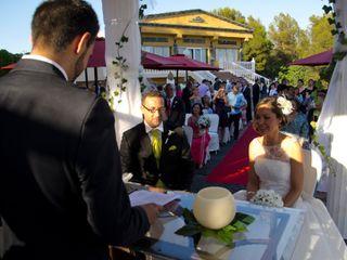 La boda de Melisa y Javier 2