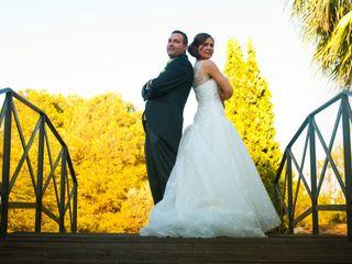 La boda de Melisa y Javier