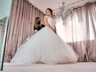 La boda de Melani y Dario 1