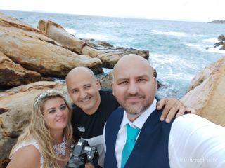 La boda de Judit y Raimundo