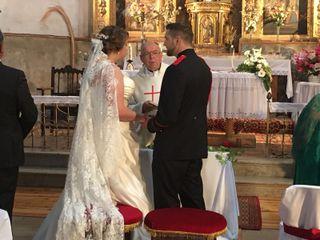 La boda de Minerva y Tony 1