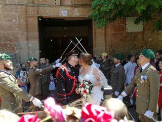 La boda de Minerva y Tony