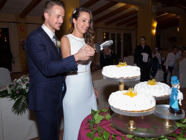 La boda de Nacho y Lola en Bétera, Valencia 28