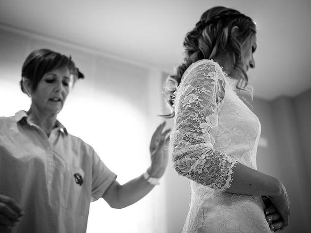 La boda de Ángel y Leti en Lousame, A Coruña 13