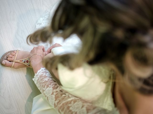La boda de Ángel y Leti en Lousame, A Coruña 16