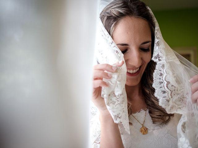 La boda de Ángel y Leti en Lousame, A Coruña 1