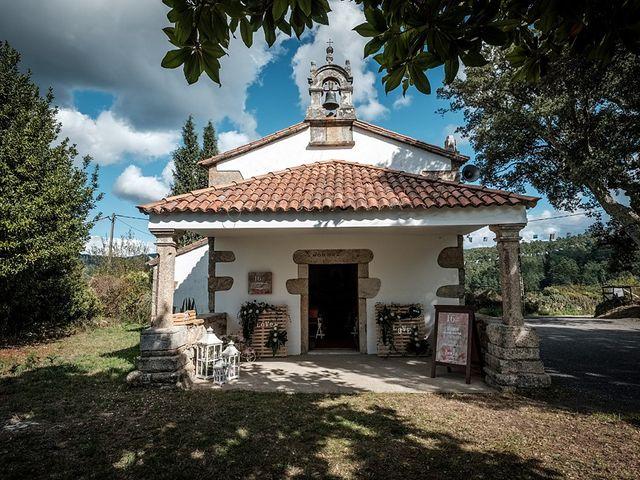 La boda de Ángel y Leti en Lousame, A Coruña 22