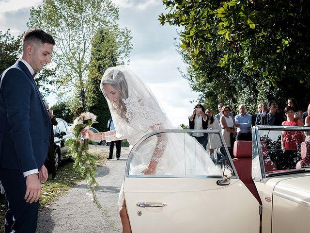 La boda de Ángel y Leti en Lousame, A Coruña 25