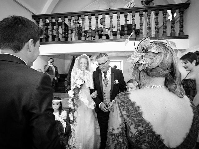 La boda de Ángel y Leti en Lousame, A Coruña 26