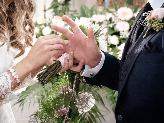La boda de Ángel y Leti en Lousame, A Coruña 27