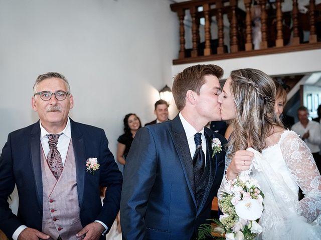 La boda de Ángel y Leti en Lousame, A Coruña 29