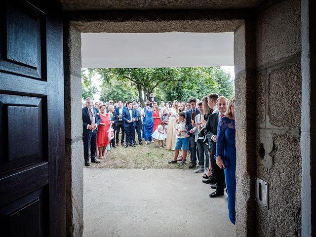 La boda de Ángel y Leti en Lousame, A Coruña 30