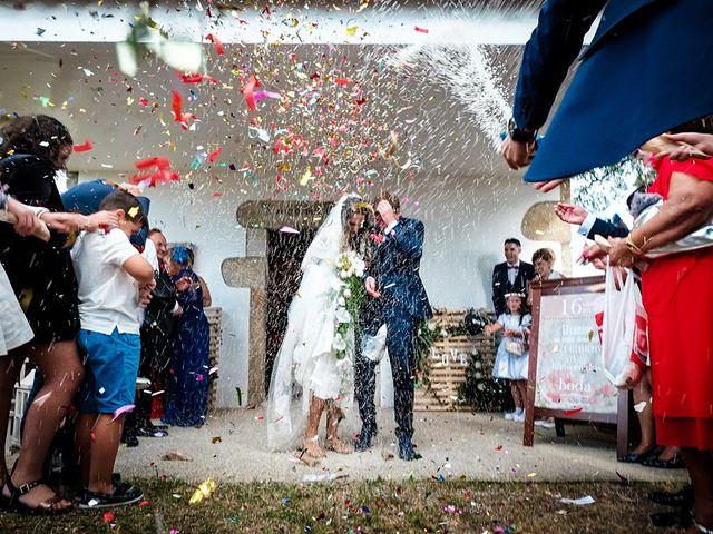 La boda de Leti y Ángel