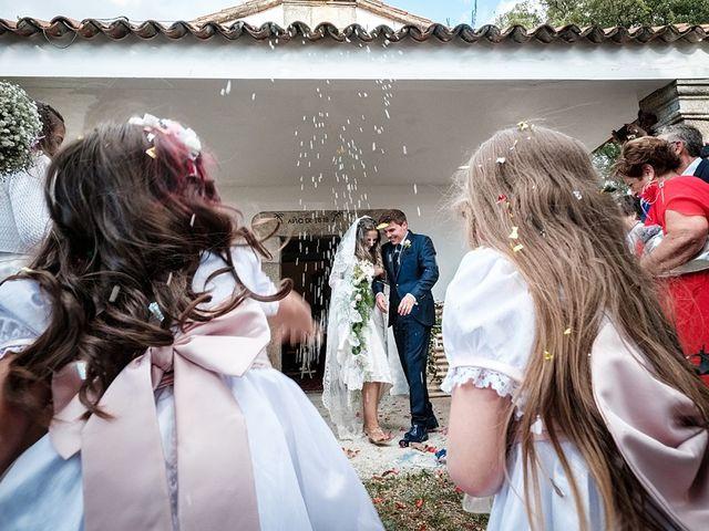 La boda de Ángel y Leti en Lousame, A Coruña 31