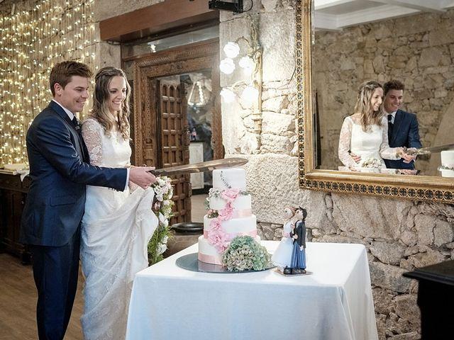 La boda de Ángel y Leti en Lousame, A Coruña 48