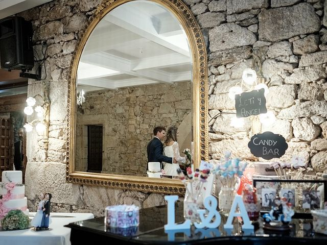 La boda de Ángel y Leti en Lousame, A Coruña 49