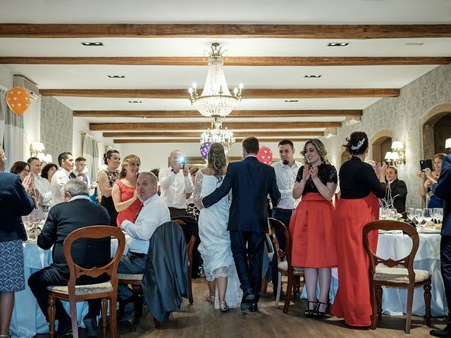La boda de Ángel y Leti en Lousame, A Coruña 50