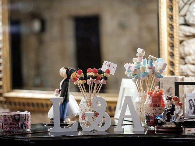 La boda de Ángel y Leti en Lousame, A Coruña 57