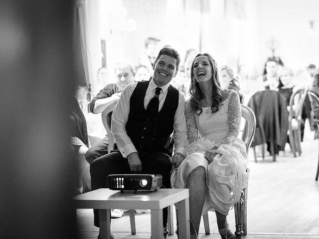 La boda de Ángel y Leti en Lousame, A Coruña 69