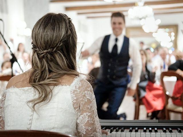 La boda de Ángel y Leti en Lousame, A Coruña 73