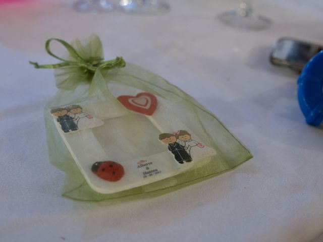 La boda de Alberto y Haizea en Santurtzi, Vizcaya 2
