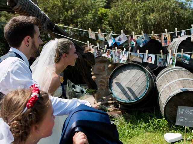 La boda de Alberto y Haizea en Santurtzi, Vizcaya 6