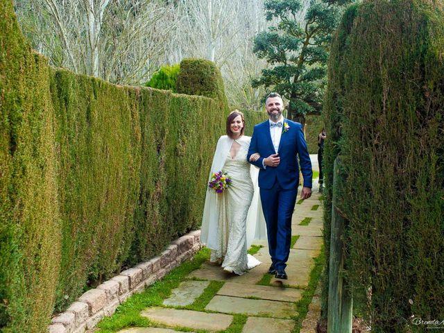 La boda de Mark y Marta en Llinars Del Valles, Barcelona 11